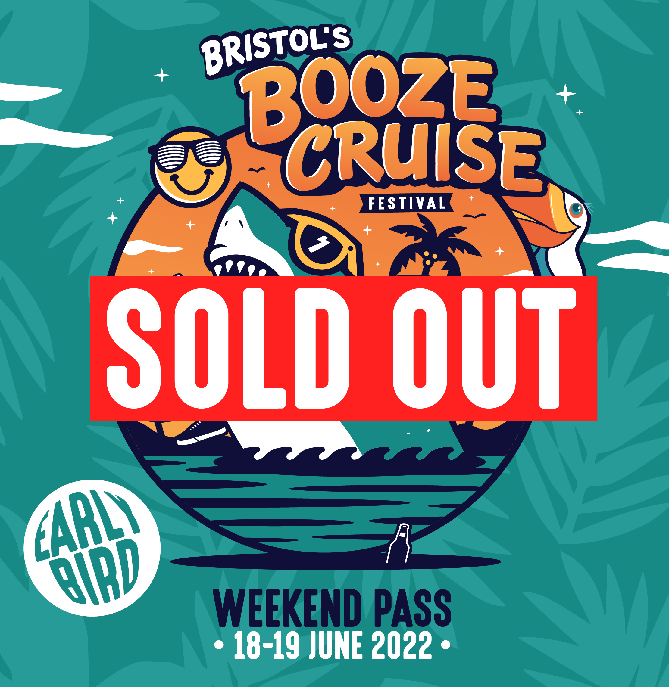 Early Bird All-Weekend-Pass SOLD OUT